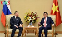 Вьетнам и Россия активизируют торгово-экономическое и инвестиционное сотрудничество
