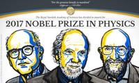 Нобелевская премия по физике за 2017 год присуждена за детектор гравитационных волн