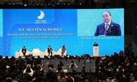 Мировые СМИ отметили решимость Вьетнама в содействии устойчивому развитию региона
