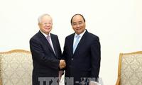 Премьер Вьетнама принял президента южнокорейской корпорации CJ