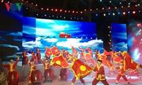 Художественная программа, посвященная 229-й годовщине победы под Нгокхой-Донгда
