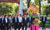 Премьер-министр Вьетнама Нгуен Суан Фук посетил провинцию Нгеан