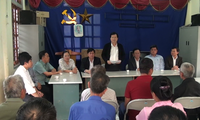 Вице-премьер Вьетнама Чинь Динь Зунг посетил провинцию Шонла