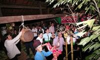 Своеобразный праздник «Панга» народности Лаха