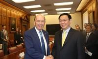 Вьетнам и США активизируют торгово-экономическое и инвестиционное сотрудничество