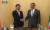 Потенциал сотрудничества между Вьетнамом и Республикой Татарстан огромен