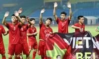 Азиатские СМИ воспевают историческую победу молодёжной сборной Вьетнама по футболу над Бахрейном