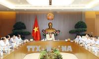 Премьер-министр Вьетнама председательствовал на очередном заседании  правительства страны
