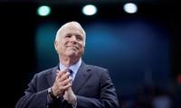 Посольство США во Вьетнаме откроет траурную книгу в память о сенаторе Джоне Маккейне