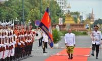 В Камбодже прошла первая сессия нового парламента