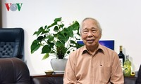 Портрет журналиста Фан Куанга в сборнике «Фан Куанг – 90 лет жизни, 70 лет работы»