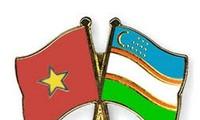 Всё больше укрепляется дружба и солидарность между Вьетнамом и Узбекистаном