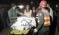 """""""塔利班""""组织巴基斯坦分支宣称对拉合尔爆炸袭击负责"""