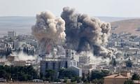 """打击叙利亚境内的""""伊斯兰国""""行动出现转折"""