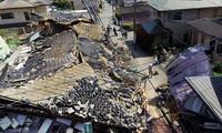 日本地震:遇难人数升至41人