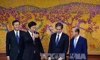 韩国和美国对朝鲜施加压力