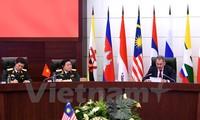 越南对俄罗斯在亚太地区做出的贡献予以高度评价