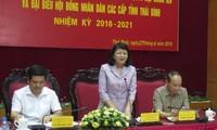 越南各地开展第14届国会代表和2016至2021年任期省级人民议会代表选举准备工作