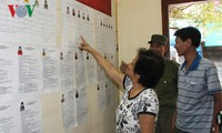 选举日——越南民主大节日