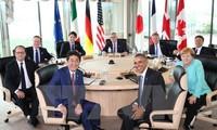 七国集团领导人共同关切中的东海问题