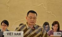 越南强调重视人权教育
