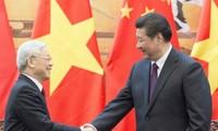 """""""越中关系:正常化25年及前景""""研讨会在越举行"""