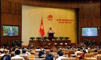 越南国会赞同2017年国内生产总值增长6.7%