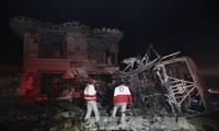 伊拉克发生自杀式汽车爆炸袭击造成80多人死亡