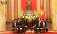 越南重视与缅甸的传统友好、多领域合作关系