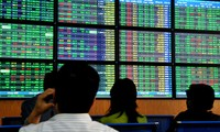 上周越南金市和股市情况
