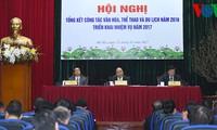 阮春福:旅游要成为越南的拳头产业
