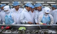 阮春福:2025年越南虾出口力争达100亿美元