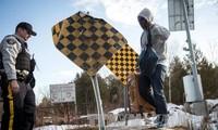 加拿大加强口岸安保 应对非法移民潮