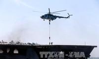 伊朗海军举行年度军事演习