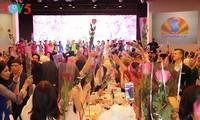 旅居世界各地越南人举行3.8国际妇女节纪念活动