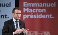 法国总统选举:5名候选人参加电视辩论