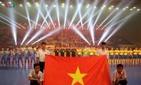 2017年越南室内五人制足球锦标赛决赛圈正式开赛