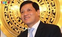 越南与捷克加强立法合作