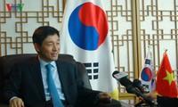 推动越韩合作关系全面发展