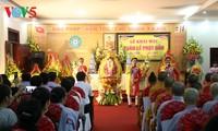 2017年佛诞节庆祝活动在越南各地举行