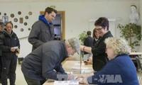法国总统选举第二轮投票正式开始