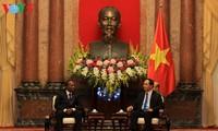越南与马达加斯加加强在双方优势领域合作
