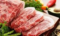 草药猪肉广受河内消费者欢迎