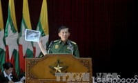 缅甸找到坠毁军机黑匣子