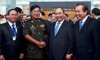 越柬关系:半个世纪的紧密团结