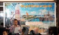 旅居德国越南人举行活动心系祖国家乡海洋岛屿