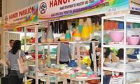 越南企业参加在中国香港和加拿大举行的展会