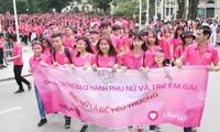 携手消除对妇女和女童的暴力行为
