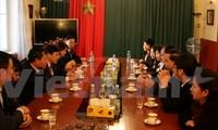 越南和捷克就刑事司法协助协定展开谈判