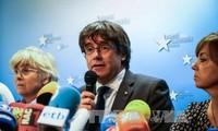 西班牙法院下令逮捕8名加泰罗尼亚自治区政府前官员